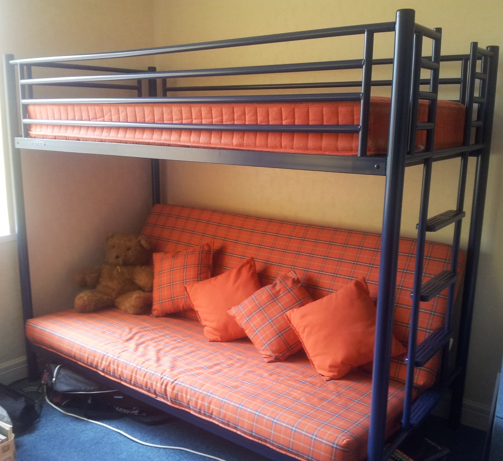 Jay be sofa bunk bed ebay for Jay be bunk bed